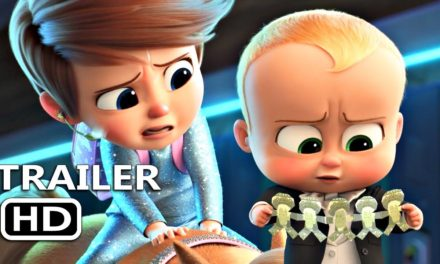 THE BOSS BABY 2: FAMILY BUSINESS Official Trailer (2021)