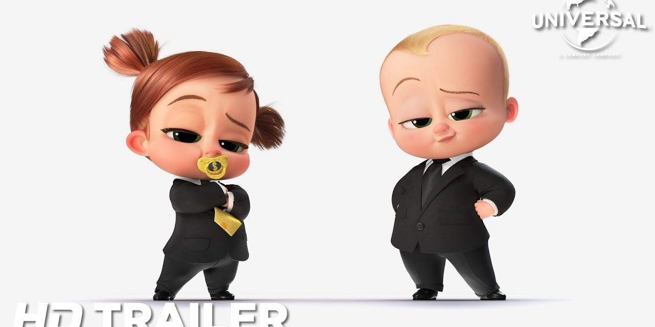 The Boss Baby 2: Family Business – Official Trailer (Universal Pictures) HD