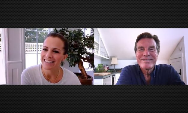 The Young and the Restless On-One: Melissa Claire Egan And Peter Bergman Interview Each Other