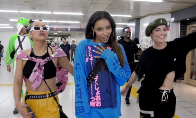Tinashe – Save Room For Us (Tokyo Visual) [Official Video]