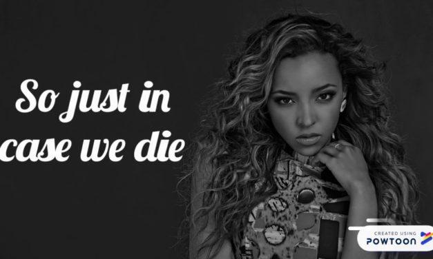 Tinashe – The Last Night On Earth Lyrics