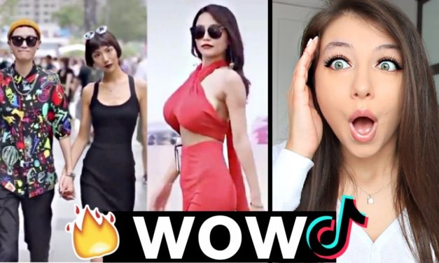 ULTIMATE Chinese Street Fashion Compilation Reaction!!!