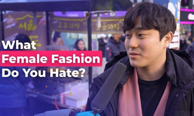 What Female Fashion Do You Hate?   Koreans Answer