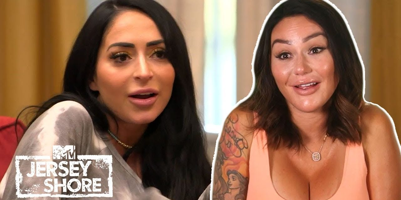 Will Jenni & Angelina Squash Their Beef? | Jersey Shore: Family Vacation