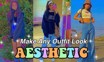 Dark Indie Aesthetic Outfits