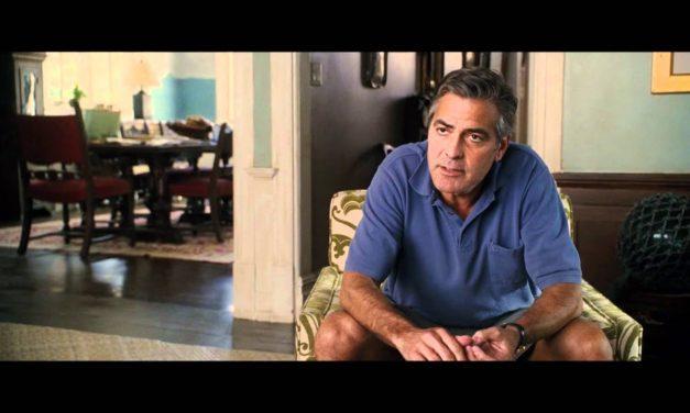 George Clooney Shailene Woodley