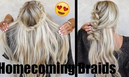 Hoco Hairstyles