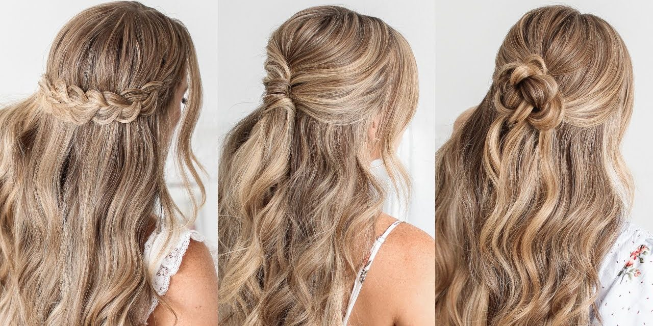 Homecoming Hairstyles Down