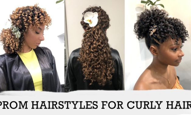 Homecoming Hairstyles For Black Hair