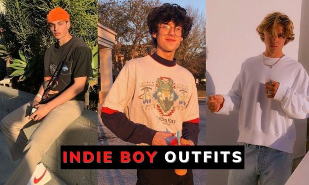 Indie Boy Outfits