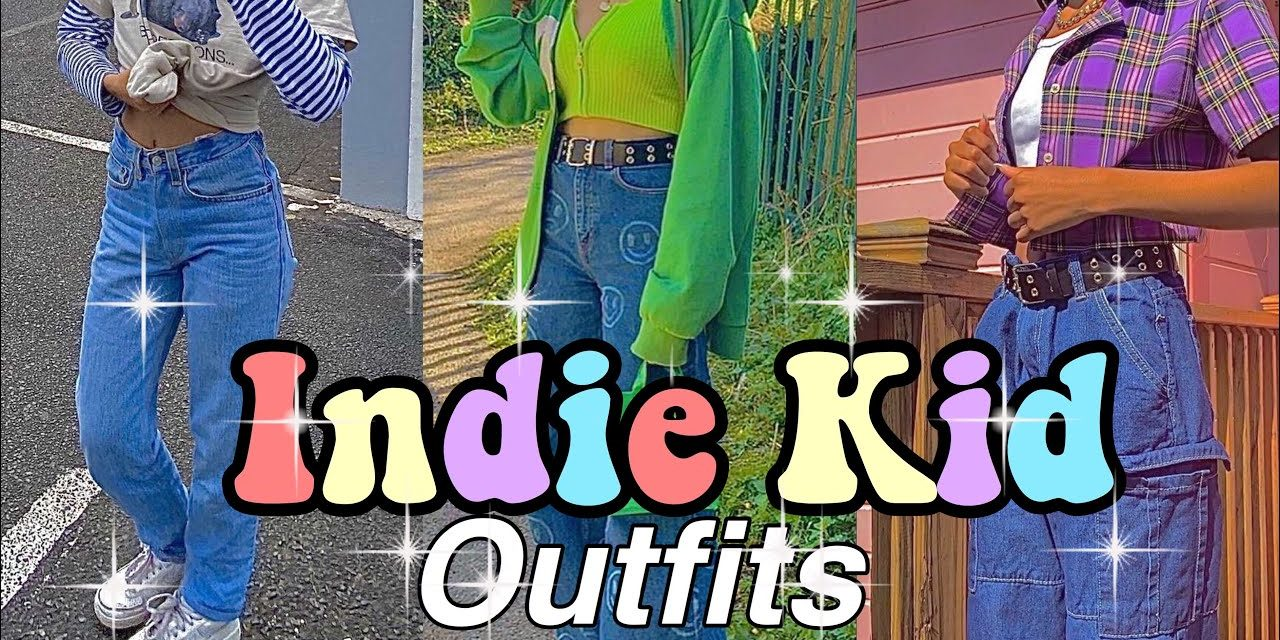 Indie Girl Outfits