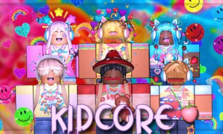 Kidcore Roblox Outfits