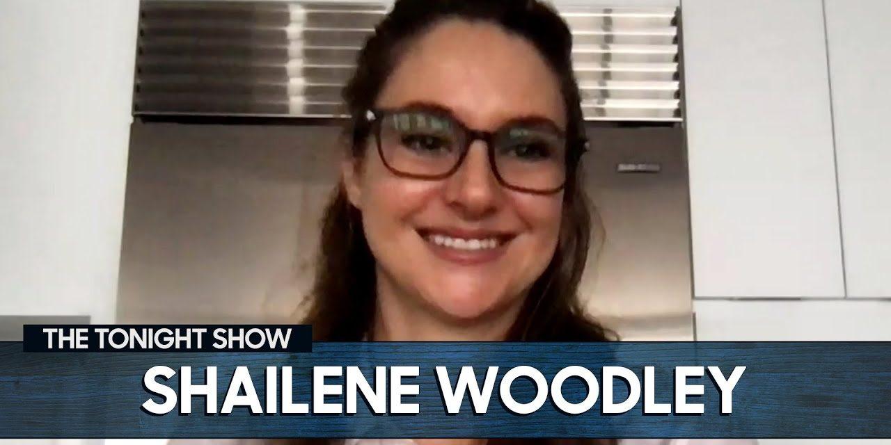 Shailene Woodley Jimmy Fallon