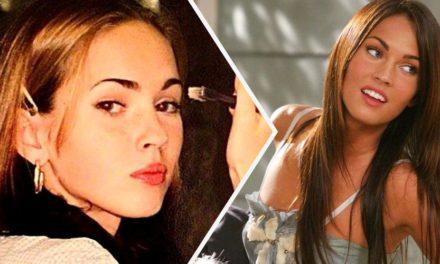 Megan Fox Young